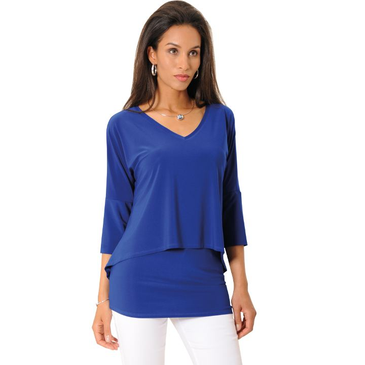 3/4-Arm-Shirt Nathalia