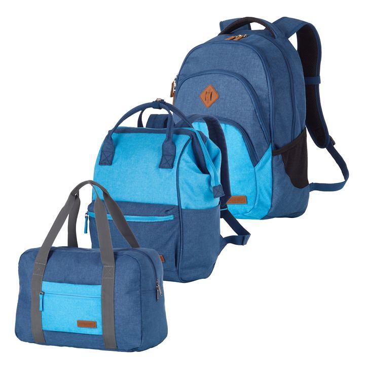 travelite Neopak Trolleys, marine/blau, 4 Rollen