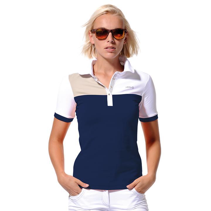 Poloshirt Meryl navy Gr, 46