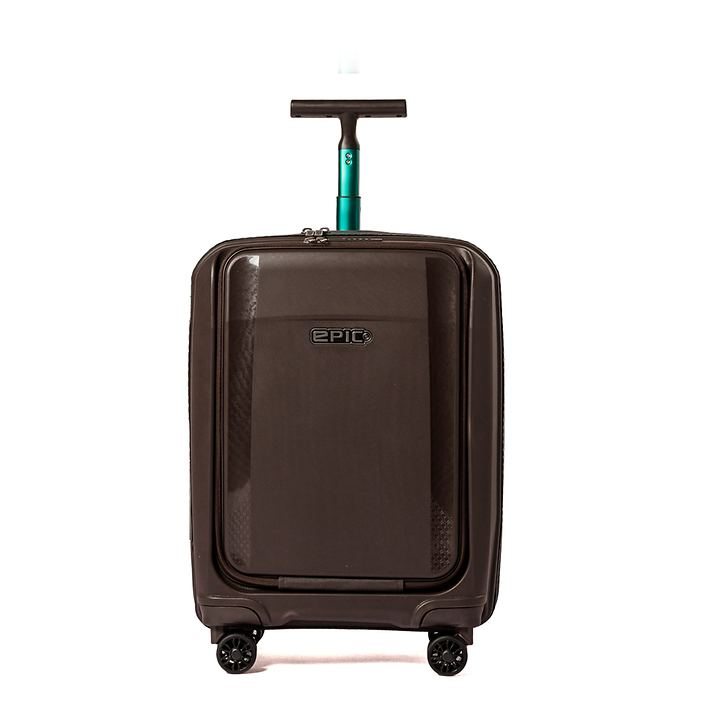 EPIC Phantom Bio Fastback, Trolley, Brown, 4 Rollen