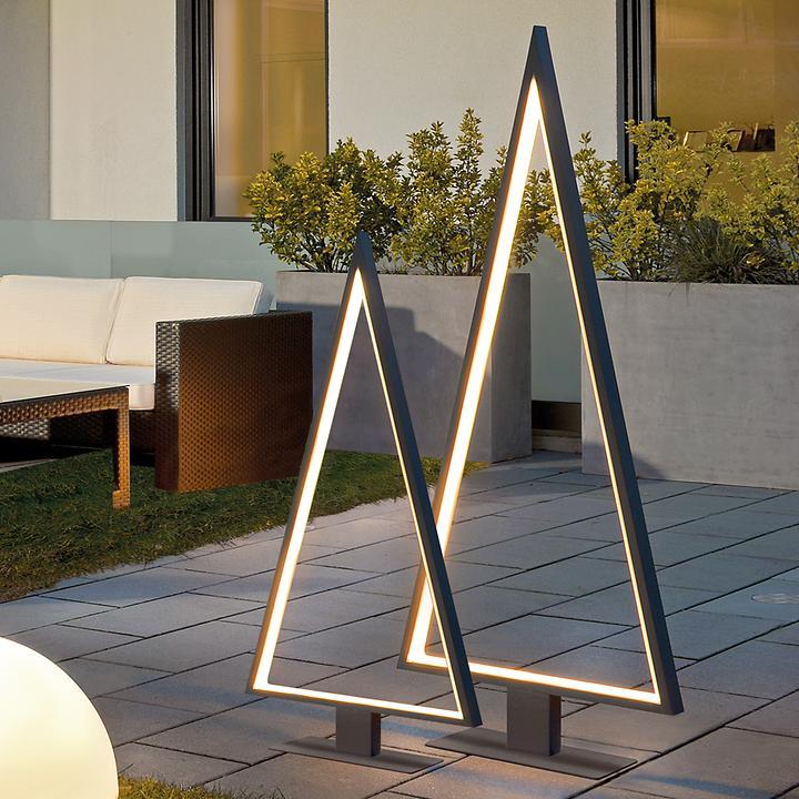 Outdoor-LED-Baum Pine