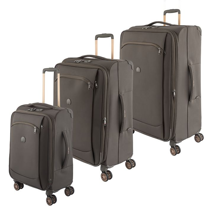 Delsey Montmartre Air Trolleys, Iguana, 4 Rollen