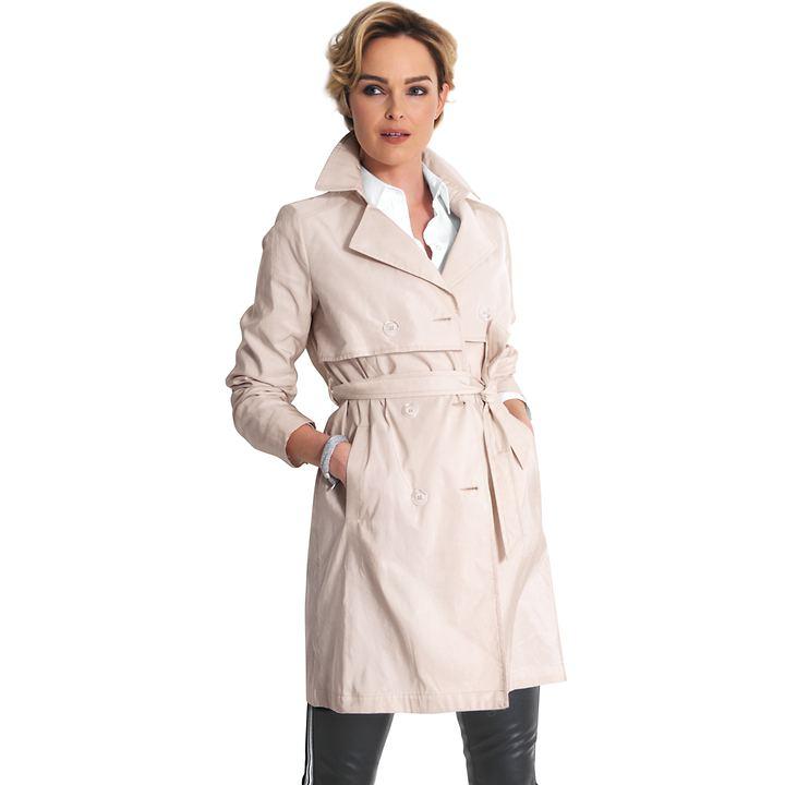 Trenchcoat Eva beige   Bekleidung > Mäntel > Trenchcoats   CIVAS