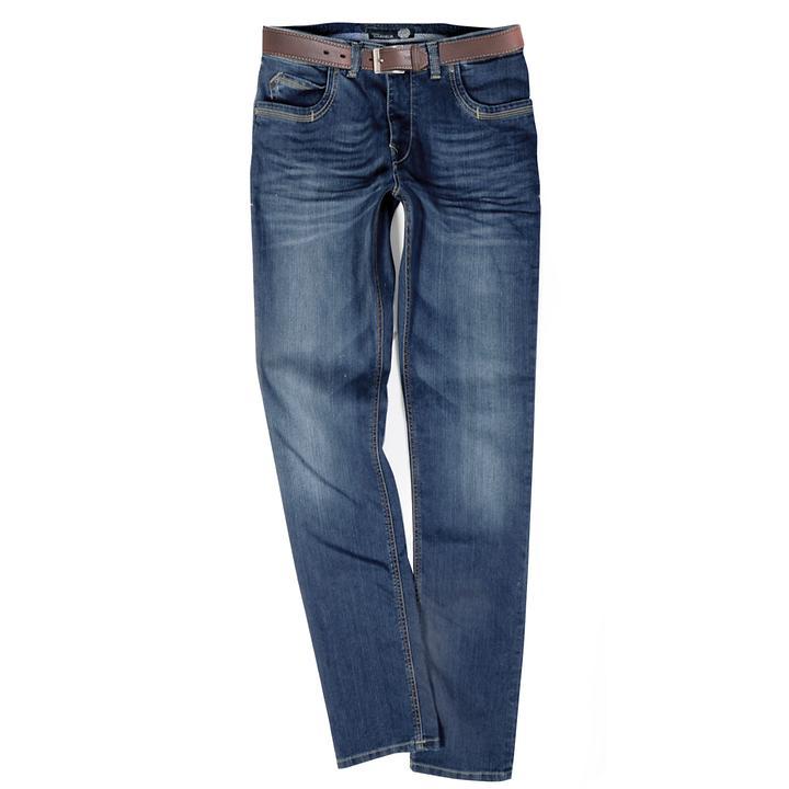Jeans dunkelblau Gr. 27 40/32 Batu