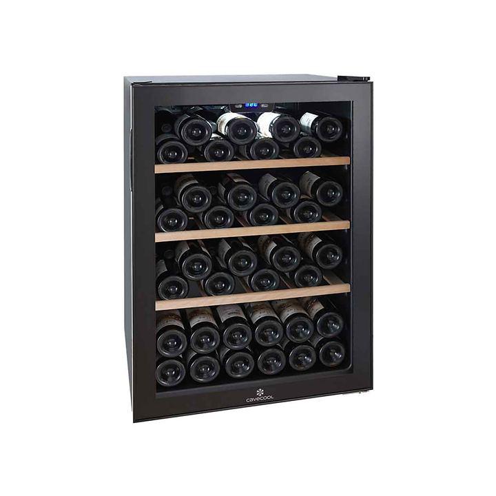 Einzonen-Weinkühlschrank CaveCool Chill Topaz f. 62 Fl.