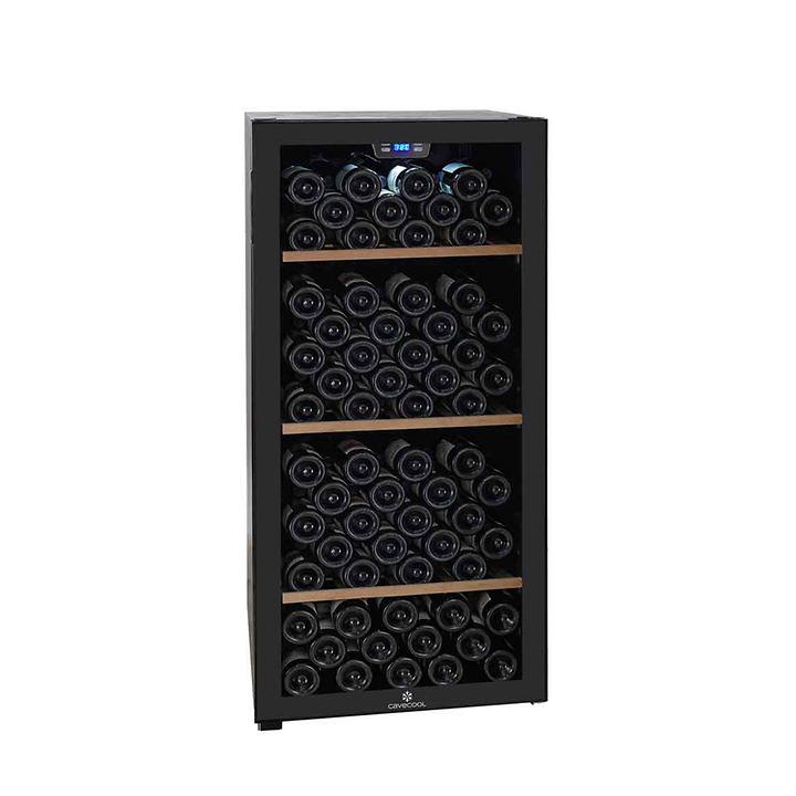 Einzonen-Weinkühlschrank CaveCool Sapphire f. 121 Fl.
