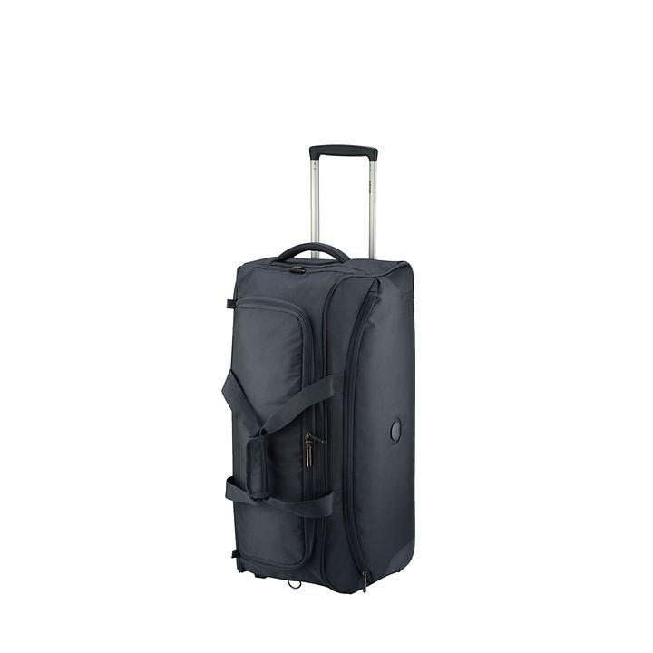 Delsey U-Lite Classic 2 Reisetasche, schwarz, 2 Rollen