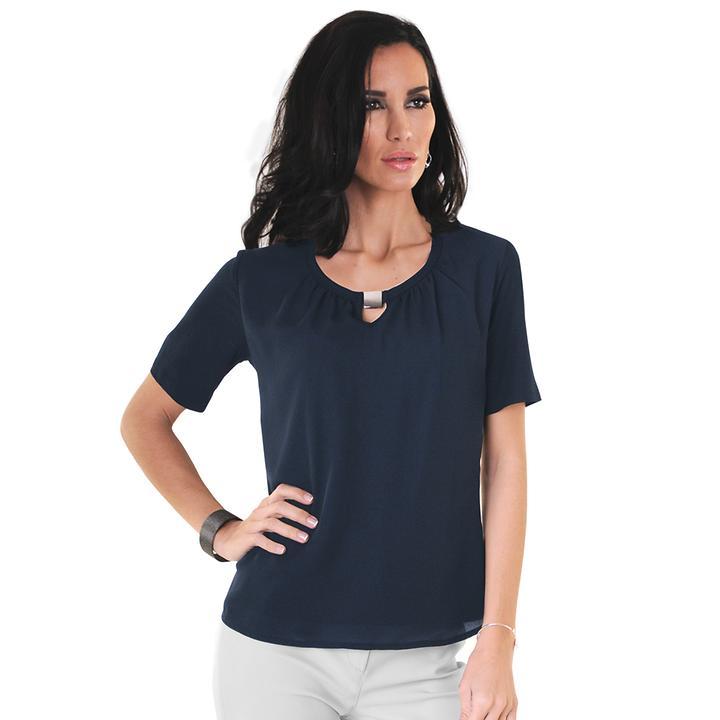 Shirt Alena marine Gr. 42