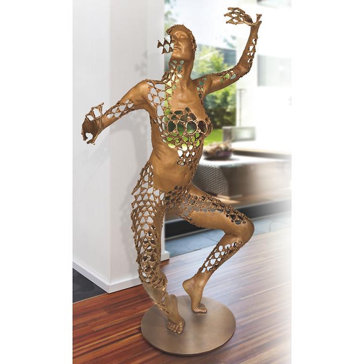 Skulptur Dynamic Equilibrium von Sukhi Barber