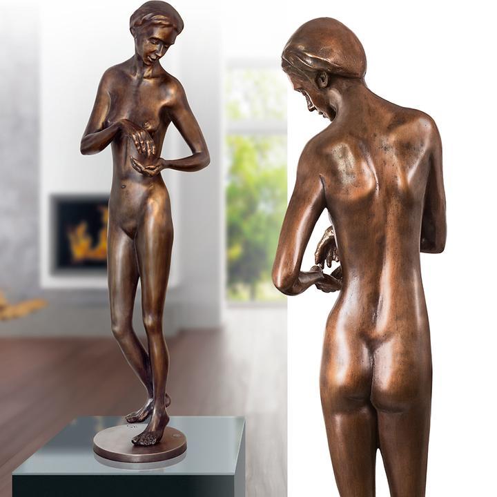 Skulptur Hinwendung