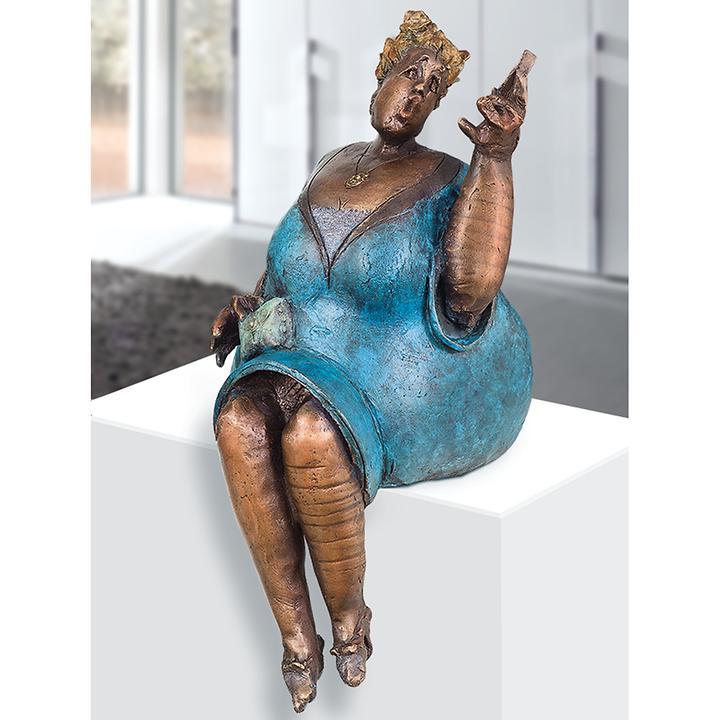 Skulptur Koketa