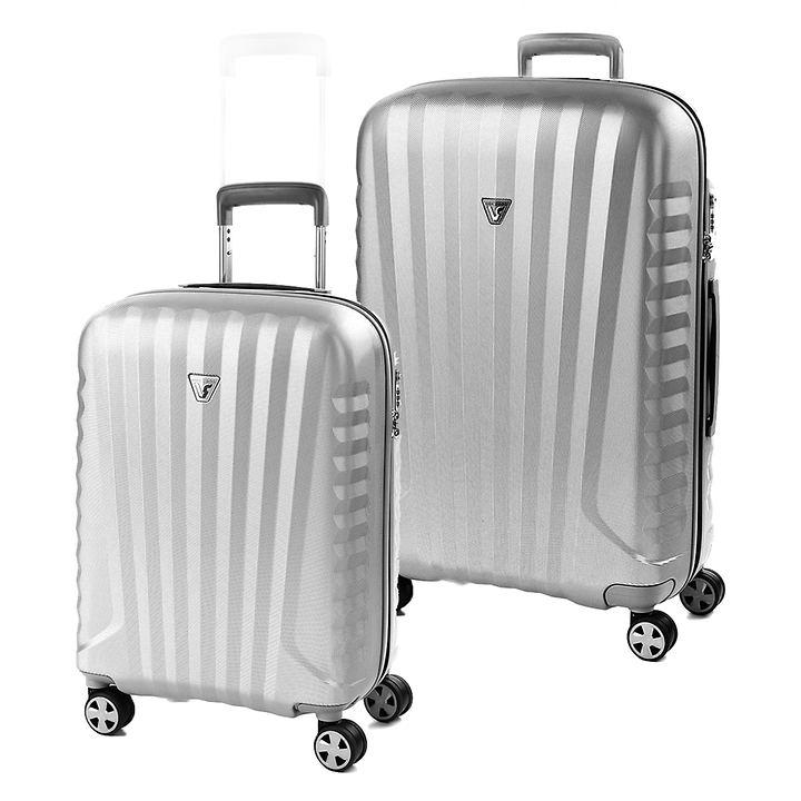 Roncato UNO ZSL Premium 2.0 Trolleys, grigio, 4 Rollen