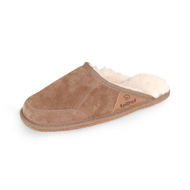Lammfell-Pantoffeln Caldo