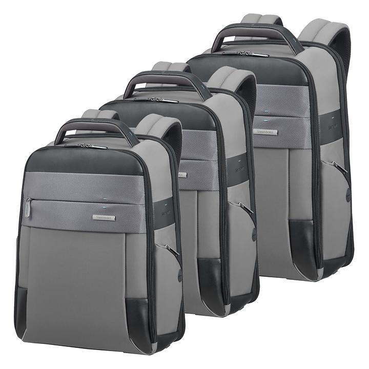 Samsonite Spectrolite 2.0 Laptop-Rucksäcke, grau / schwarz