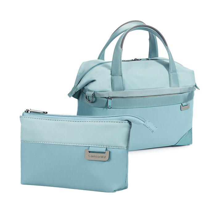 Samsonite Uplite, Toilet Kit & Beauty Case, ice blue