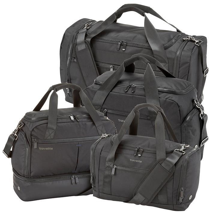 Travelite Flow Reisetaschen schwarz