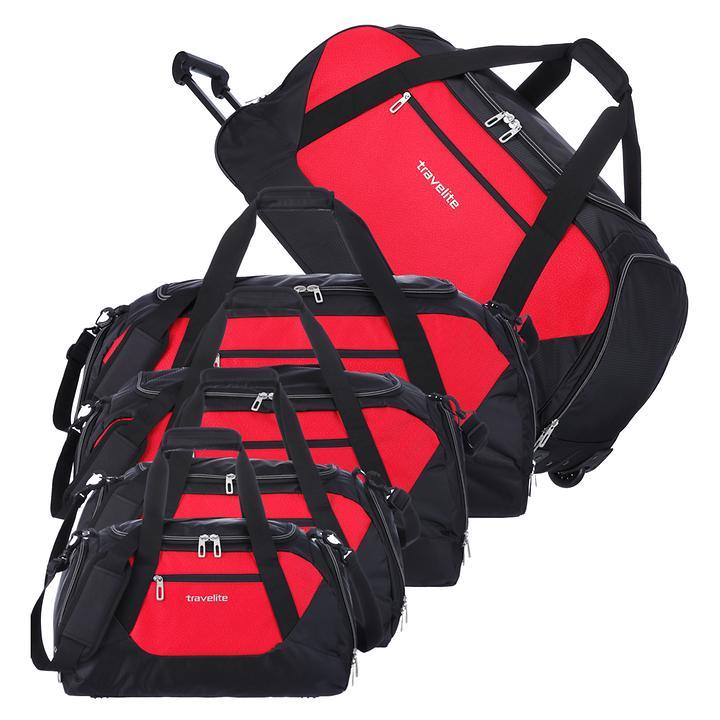 travelite Kick Off, Freizeittaschen, rot