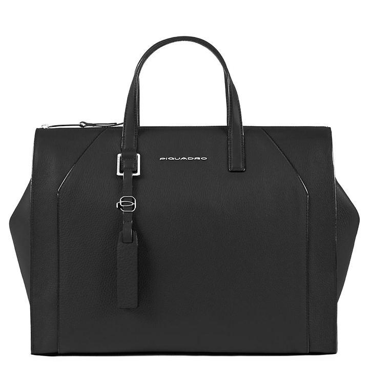 Piquadro Muse, Damenhandtaschen, nero