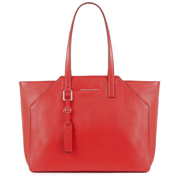 Piquadro Muse, Damenhandtaschen, rosso