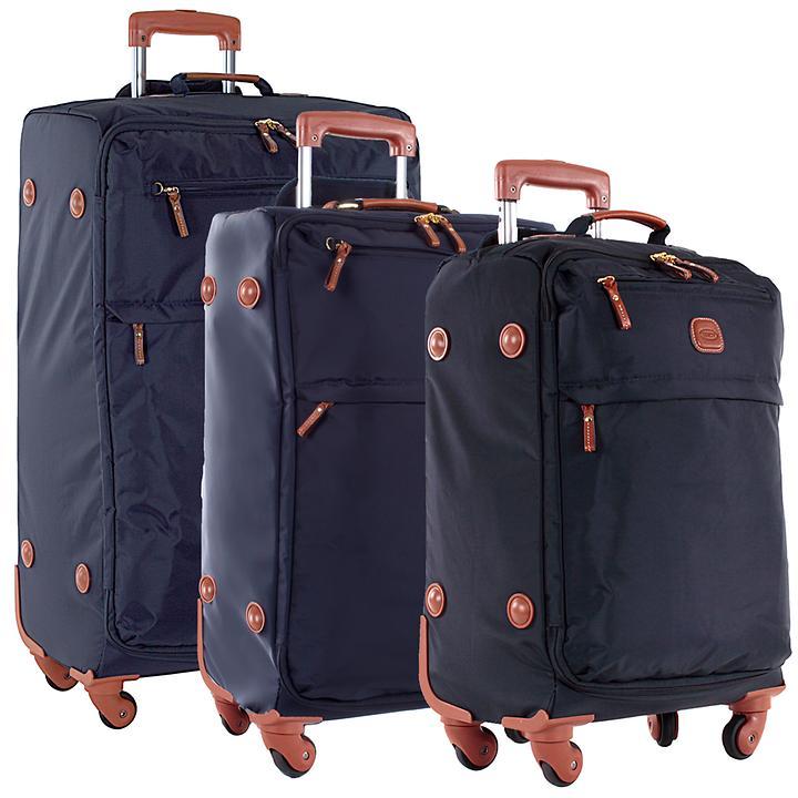 Bric's X-Bag X-Travel Trolleys ocean blue 2 & 4 Rollen
