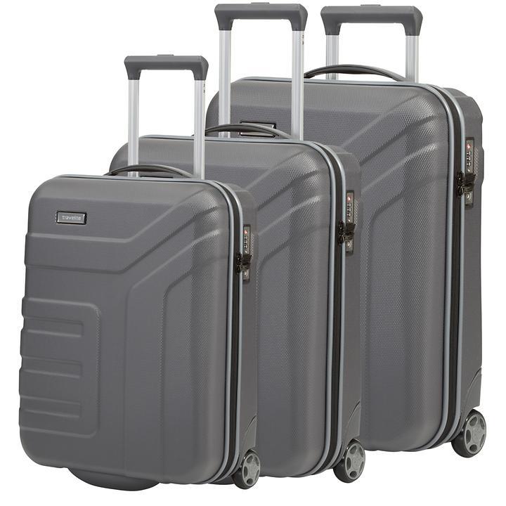 travelite Vector Trolleys, anthrazit, 2 Rollen