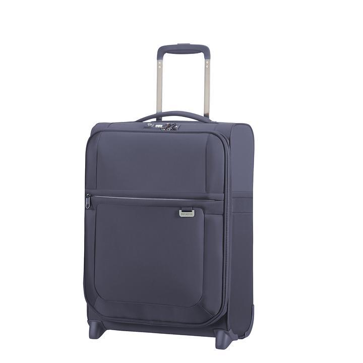 Samsonite Uplite, 55 cm, Trolley, blau, 2 Rollen, Kabinengepäck