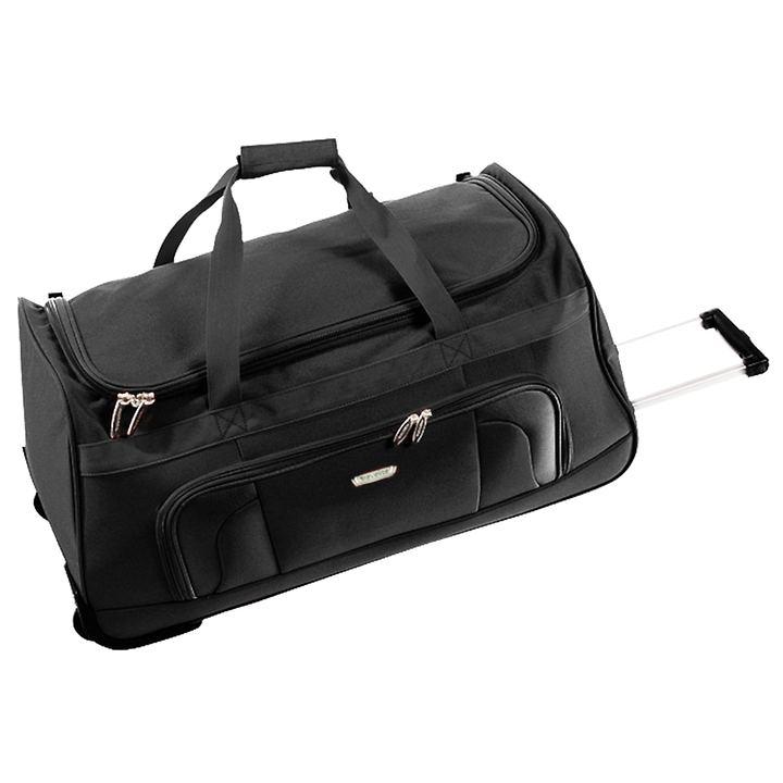 travelite Orlando 70 cm Reisetasche auf Rollen schwarz