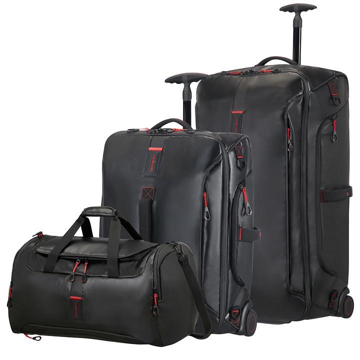 Samsonite Paradiver light Reisetaschen, schwarz, 2 Rollen