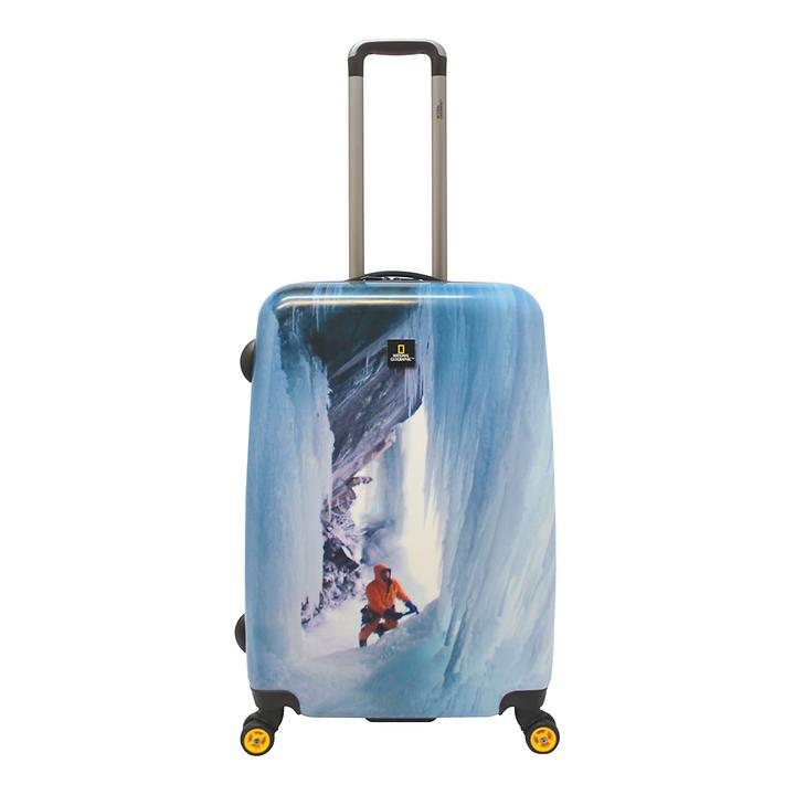 National Geographics Climber 69 cm, Trolley, 4 Rollen