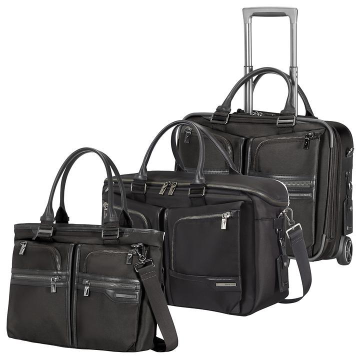 Samsonite GT Supreme Laptoptaschen schwarz