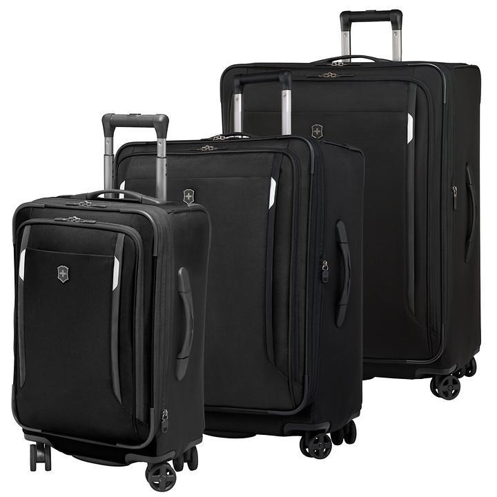 Victorinox Werks Traveller 5.0 Trolleys 2 & 4 Rollen Black