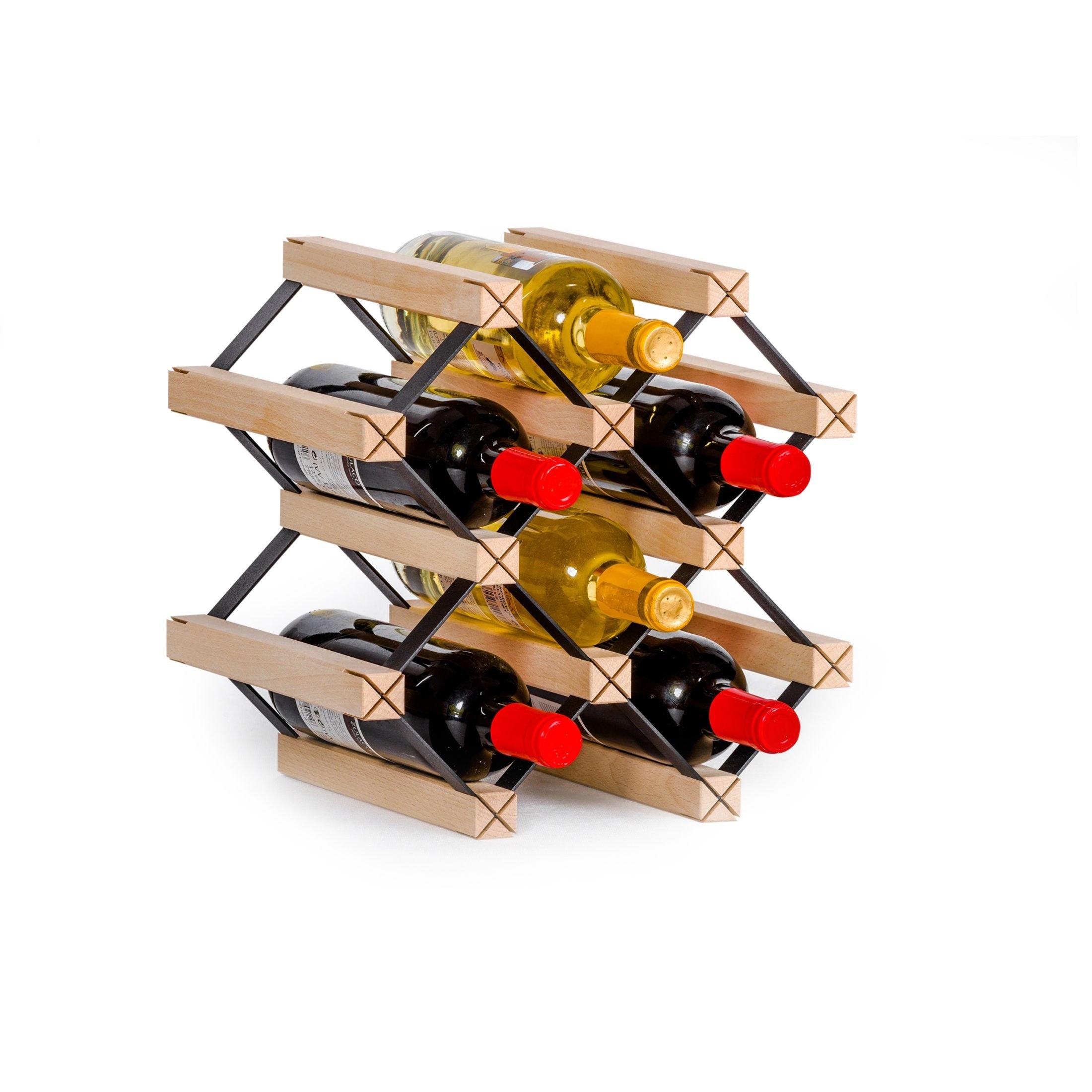 Weinregal Prava für 6 Flaschen