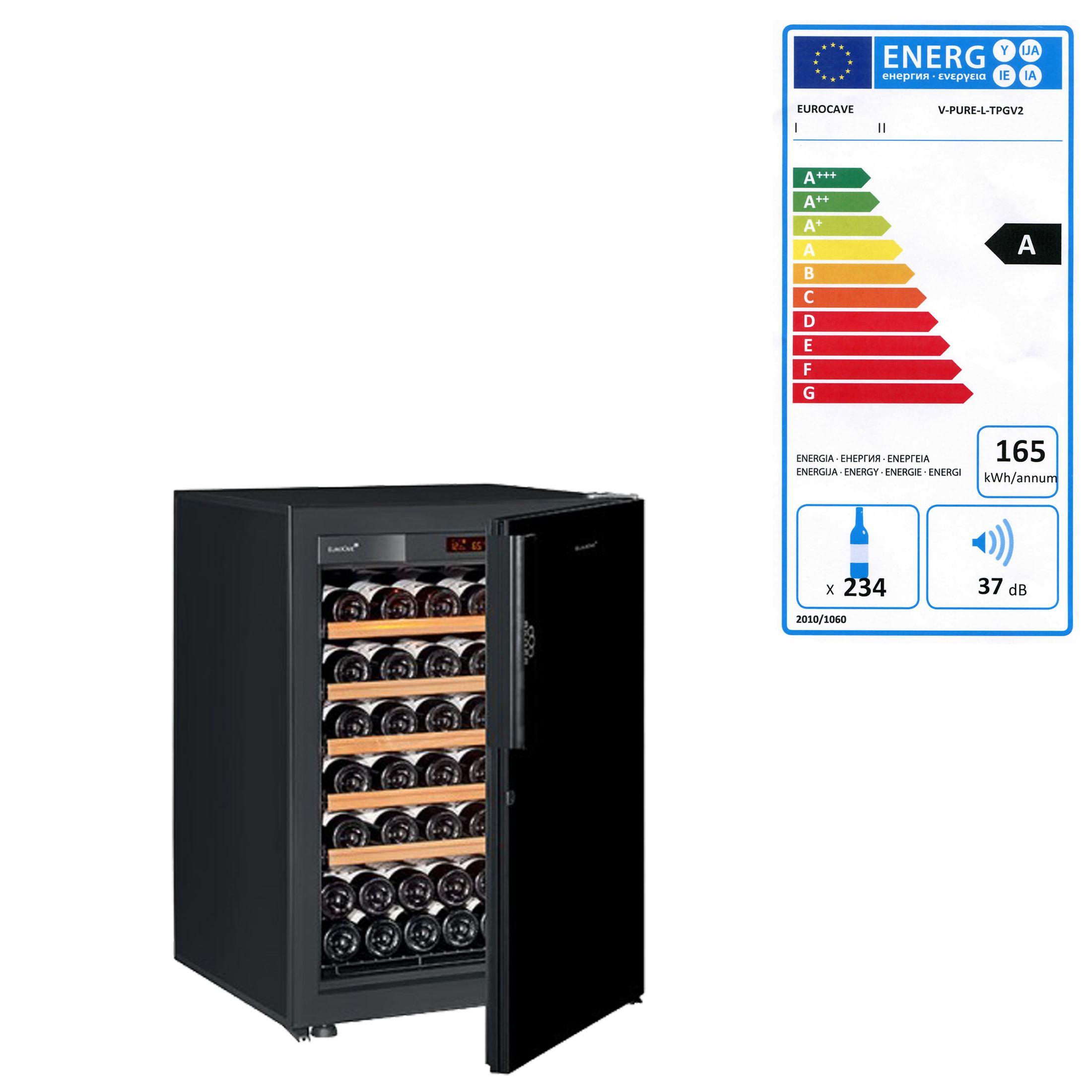 1-Zonen Klimaschrank Pure S