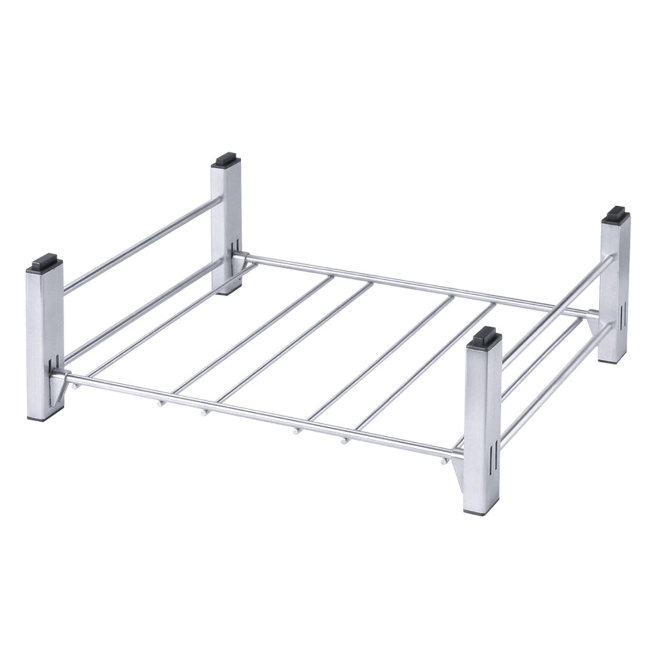 weinregal flaschenregal system aldo metall edelstahl. Black Bedroom Furniture Sets. Home Design Ideas