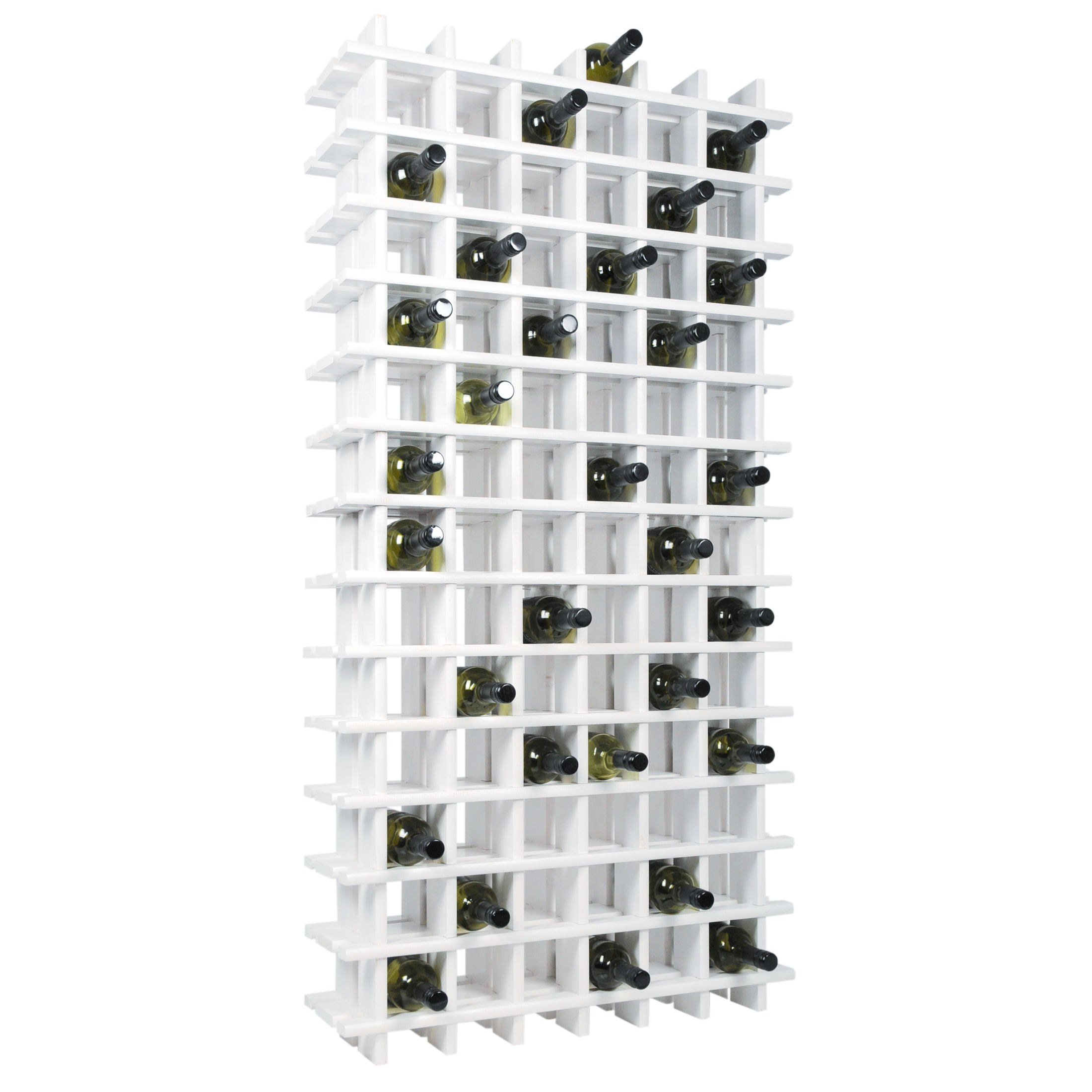 weinregal flaschenregal system primavino holz kiefer wei stapelbar erwei ebay. Black Bedroom Furniture Sets. Home Design Ideas