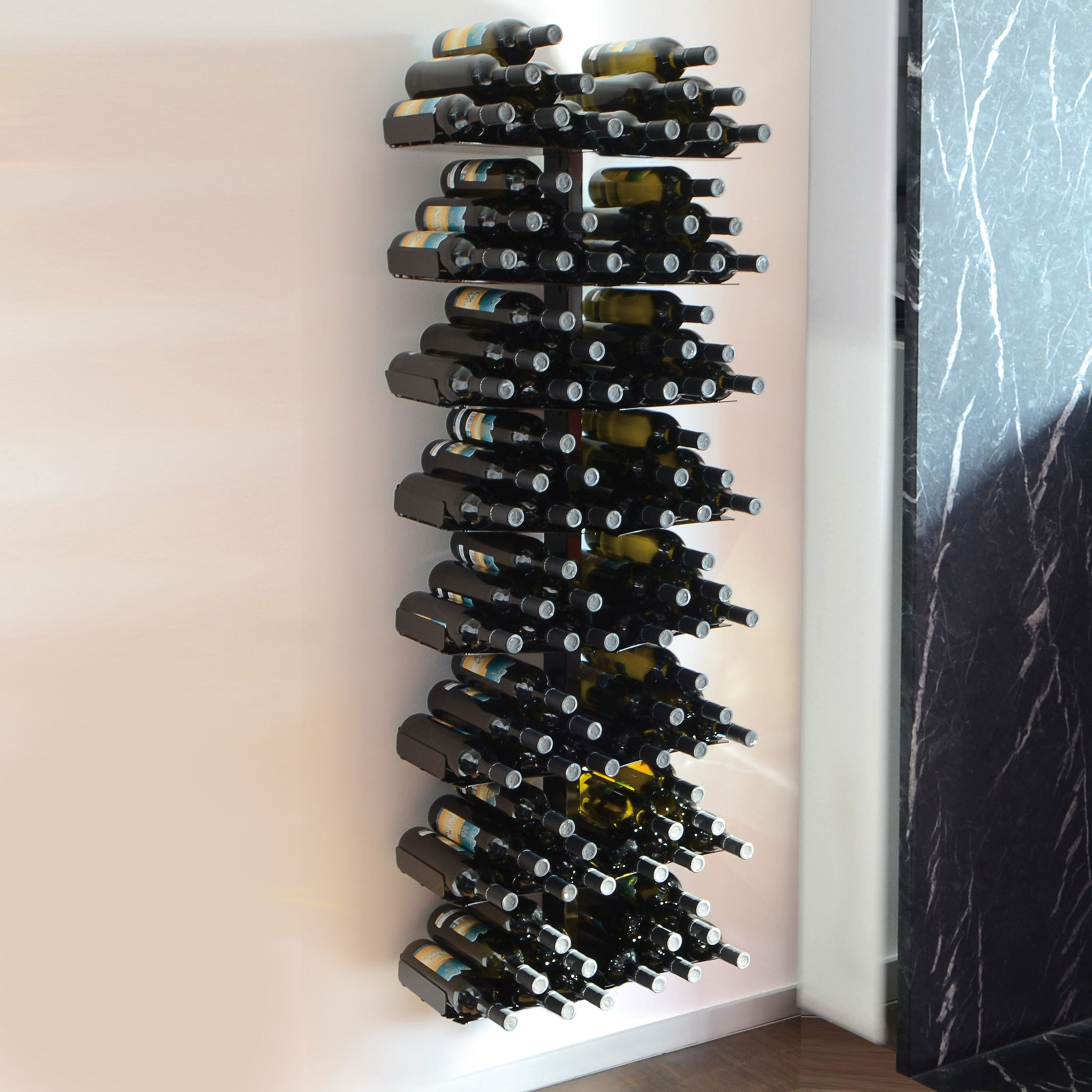 gr wein wandregal wine tree neu ebay. Black Bedroom Furniture Sets. Home Design Ideas